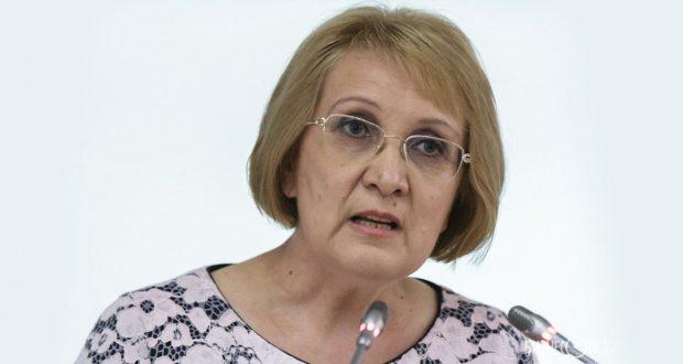 Бөтендөнья татар конгрессының Милли шура рәисе урынбасары Заһидуллина Дания Фатыйх кызы