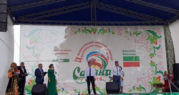 Альменево: Сабантуй дал импульс сохранению татарского села