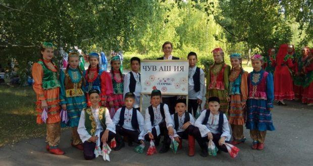 Этноансамбль «Тамчы» из Чувашии – лауреат X Всероссийского фестиваля татарского фольклора «Тугэрэк уен»
