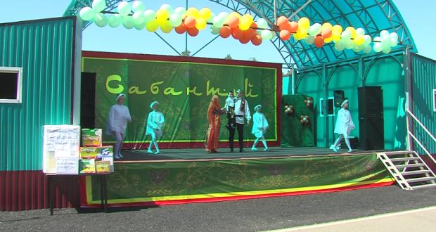 В городе Лянтор Ханты-Мансийского автономного округа отметили Сабантуй