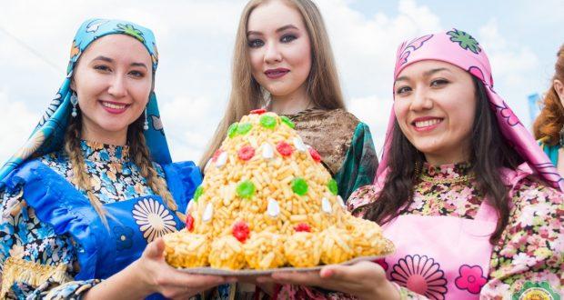 Сабантуй в Челябинской области: праздник солнца, радости и народных традиций