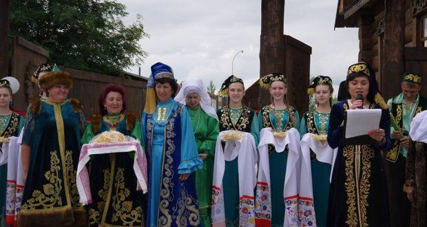 Себер татарлары тарих сагында