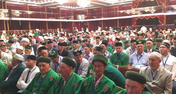 РЕЗОЛЮЦИЯ  IX Всероссийского Форума татарских религиозных деятелей  «Национальная самобытность и религия»