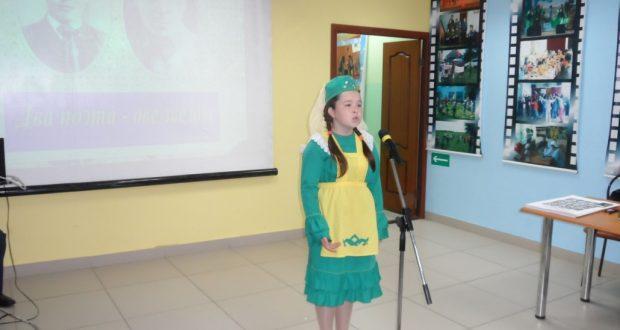 В Тюменской области прошел конкурс чтецов «Два поэта — две звезды»