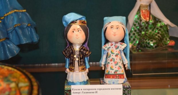 Orientally  bright and colorful: an exhibition of Tatar national culture  opened in Gomel