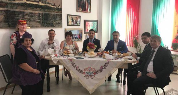 Председатель Национального совета: «Везде, где есть татары, должны быть условия как в центре «Таң»