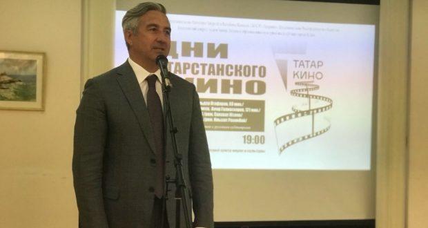В Астане открылись Дни татарстанского кино