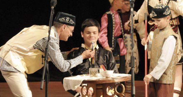 Культурное наследие татар — через века