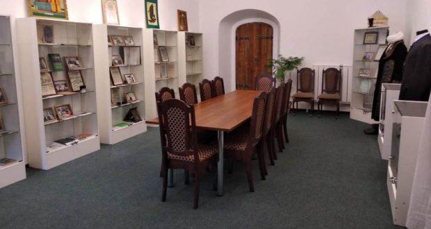 Апанай мәчетендә Вәлиулла хәзрәт Якупов музее ачылды