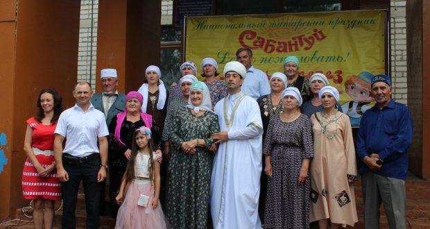 На Тамбовщине возродили проведение национального татарского праздника «Сабантуй»