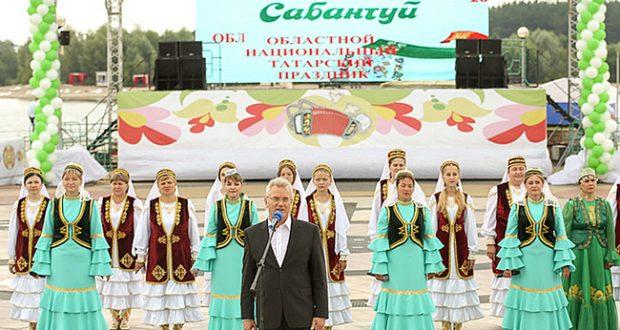 Пензенские татары отметили Сабантуй