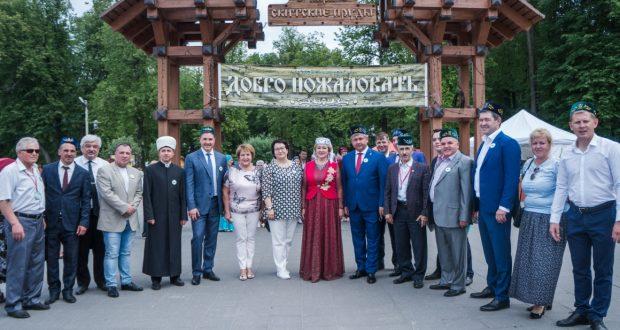 Татарский праздник в Санкт Петербурге, Сергиев-Посаде, Домодедово Московской области