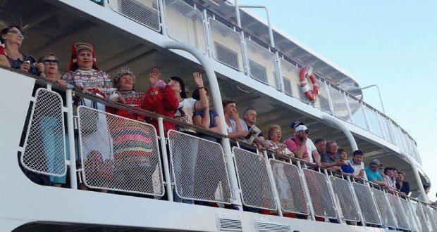 В Чувашию прибывает ХVII Международная этнокультурная экспедиция-фестиваль «Волга — река мира. Диалог культур волжских народов»