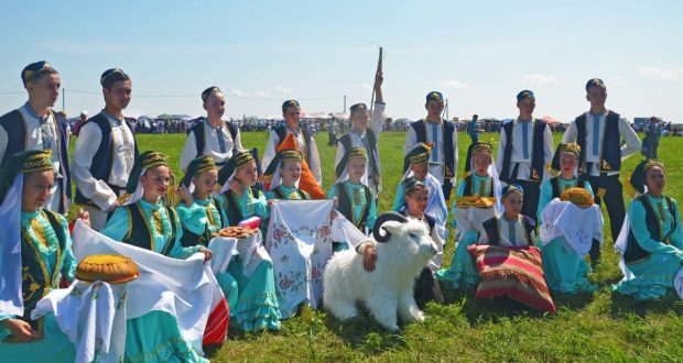 Tambov Tatars live far from the Tatar world, but they have not lost their traditions