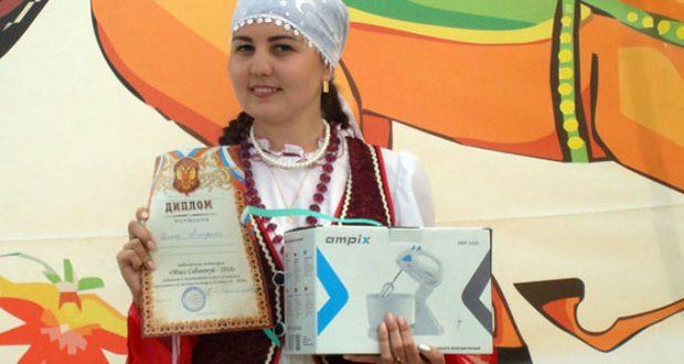 Учитель русского языка стала «Мисс Сабантуй-2018»