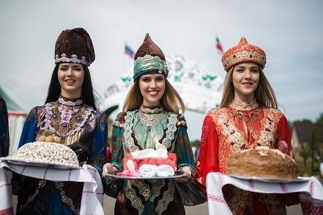 В восьмой раз московский Сабантуй пройдет на территории музея-заповедника «Коломенское»