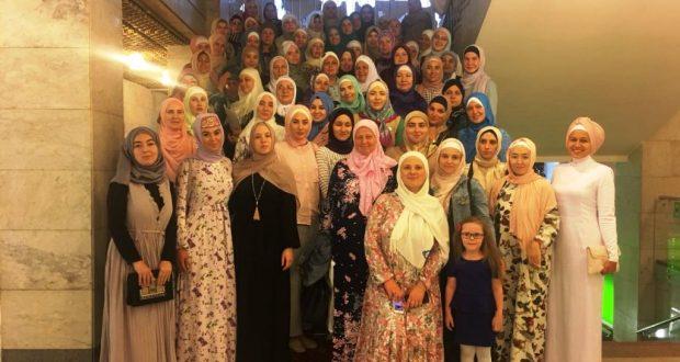 VI съезд женских мусульманских организаций