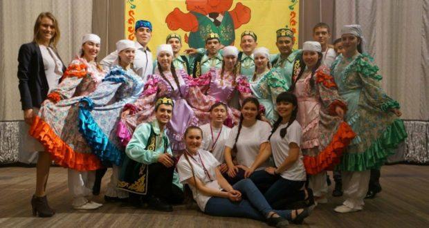 Сибирский фестиваль татарской молодежи: 4 дня, более 20 мероприятий