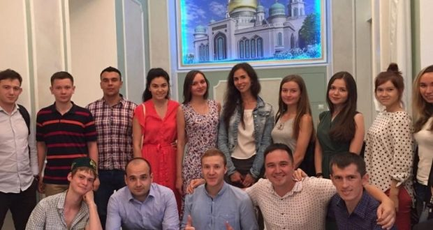 Прошла экскурсия по Татарскому центру Москвы