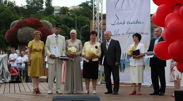 Йолдыз Шәрапова гаиләсе  «Мәхәббәт һәм тугрылык өчен» медаленә лаек дип табылды