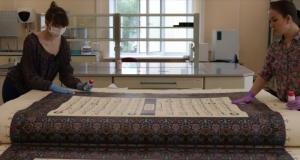 Казанда Коръәннең иң зур басмасын реставрацияләгәннәр