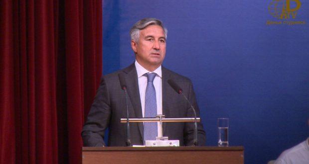 Congratulation by Vasil Shaikhraziev on Kurban Bayram