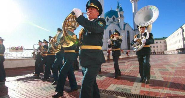 В Кремле пройдет фестиваль «Фанфары Казани»