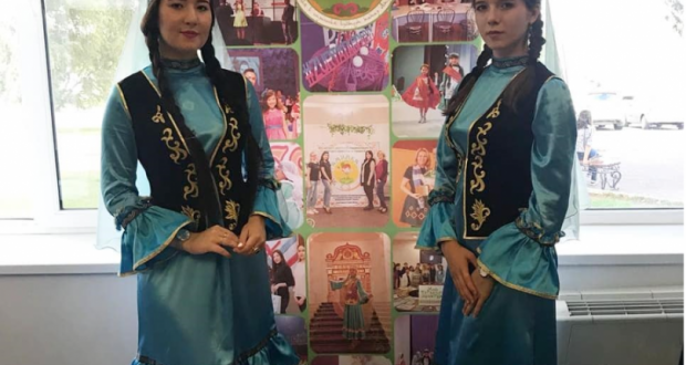 Tatars of Astrakhan take part in projects of international friendship
