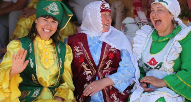 Объявляется фотоконкурс «Этнографическая мозаика татарского народа»
