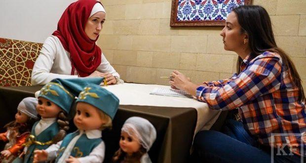 «Хочу, чтобы и дети понимали, татарское — это красиво и модно»