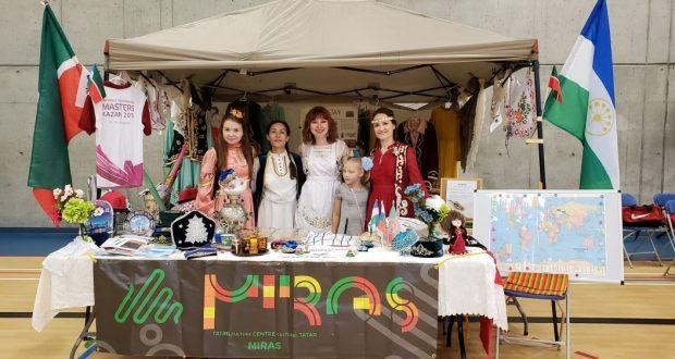 Центр татарской культуры МИРАС с успехом выступил на международном празднике муниципалитета Notre-Dame-de-Grace в Монреале