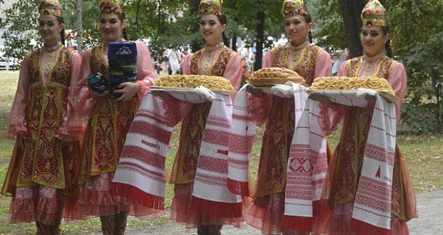 Праздник «Сабантуй» состоялся в Петрозаводске
