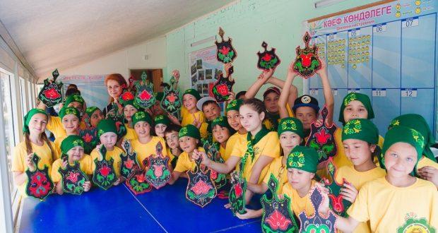 В Челябинске состоялось торжественное открытие этнолагеря «Йолдызлык»