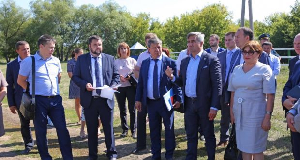 В Самарской области началась подготовка к X Всероссийскому сельскому Сабантую