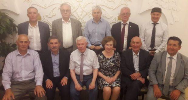Татар язучылары Мәскәүдә фикер алышты
