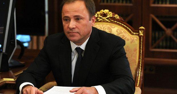 Путин назначил Игоря Комарова полпредом Президента в ПФО