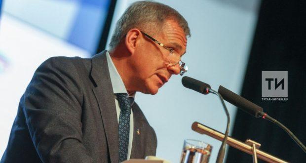 Рөстәм Миңнеханов икътисадны модернизацияләү буенча Хөкүмәт комиссиясе составына керде
