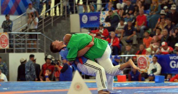 Чемпионы мира по корэш  завоевали золото   Всемирных игр кочевников в  Кыргызстане