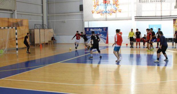 Состоится межнациональный товарищеский турнир по футболу