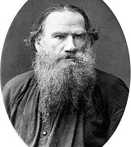 Лев Толстой Коръәнне өйрәнгән