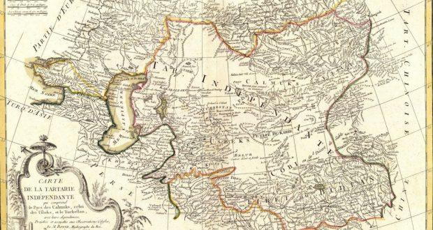 Тартария – прообраз Евразийского союза в XXI веке