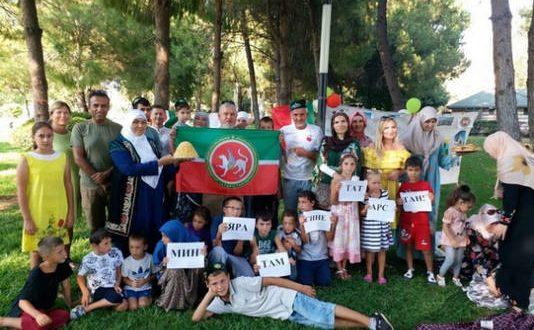В Анталии состоялось впервые празднование, посвященное Дню Республики Татарстан