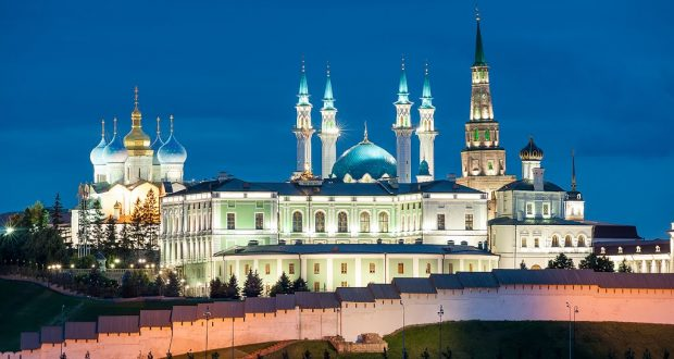 Kazan  has won  the right to host the 17th World Conference of the League of Historic Cities