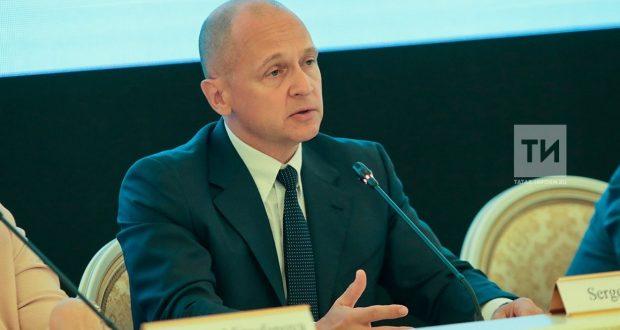 Сергей Кириенко Татарстанны мәдәниятара диалог өчен идеаль урын дип атады