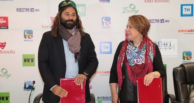 The Kazan Film Festival has signed an agreement with the Festival of Religious Cinema in Italy