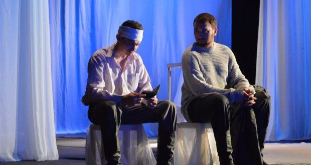 ФОТОРЕПОРТАЖ: Выступление Атнинского Театра в Бишкеке