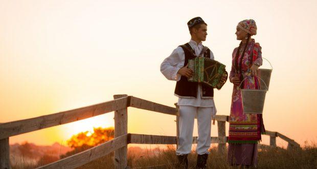 На территории села Урмаево сняли новый видеоклип