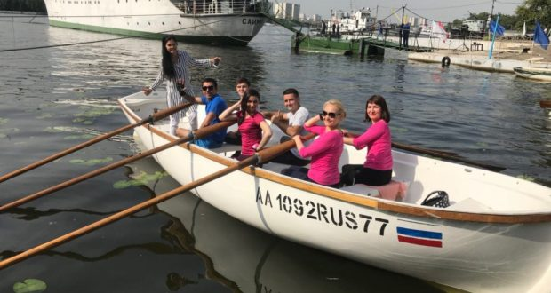 Tatar and Bashkir youth competed in the festive regatta