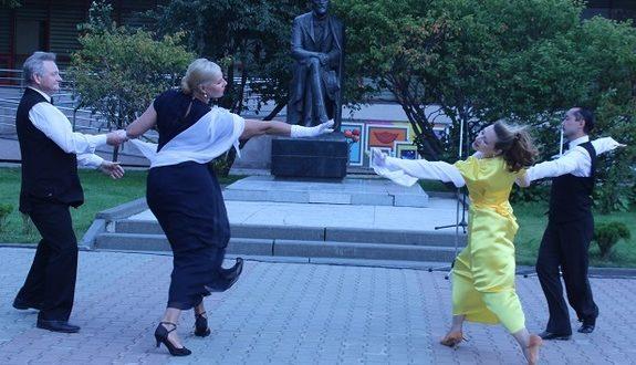Татары Южно-Сахалинска приняли участие на фестивале национальных культур