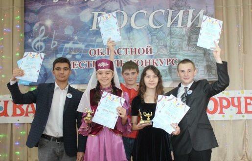 Коллектив «Художественное слово» Челябинской области отмечает 5-летие